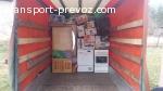 Превоз на покъщнина, мебели, багаж, машини, техника, палета
